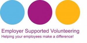 Employer Supported Volunteering logo