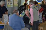 Volunteering fair in Evesham area to recruit new volunteers